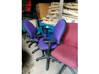 Conputer chairs office desk