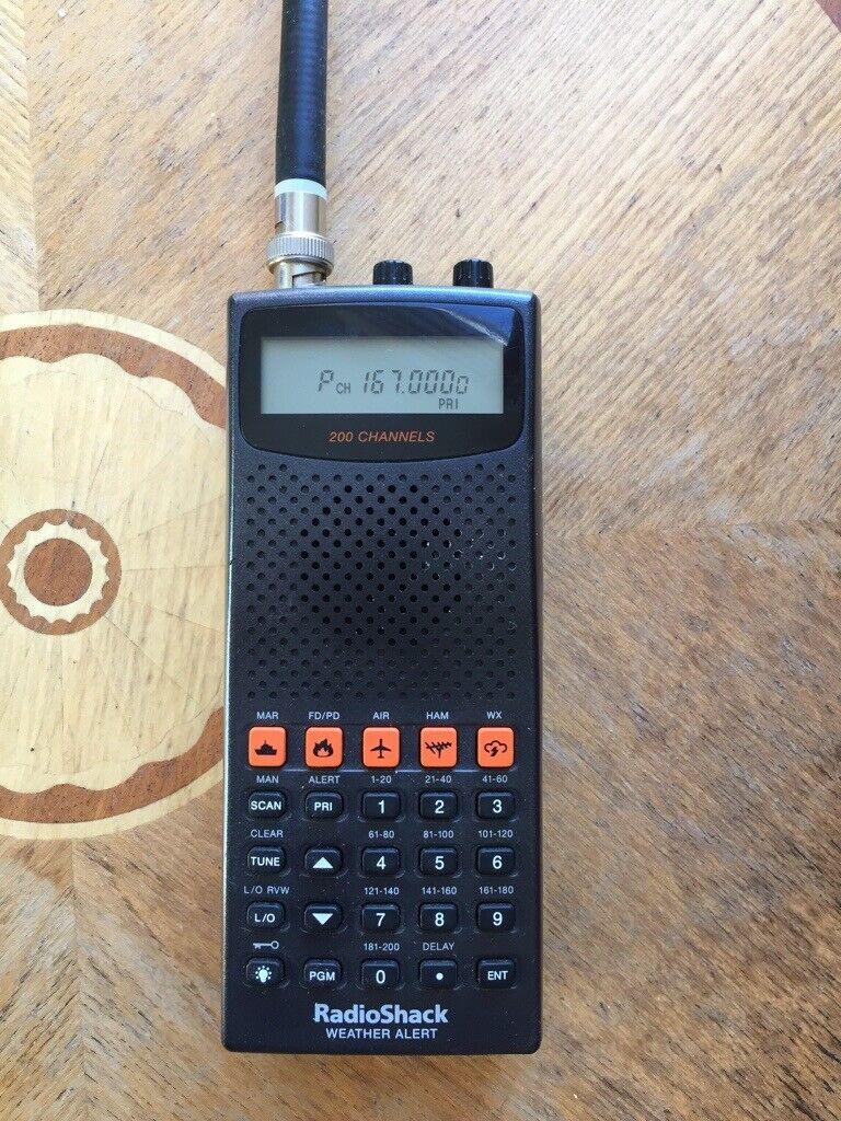 RadioShack scanner   in Lytham St Annes, Lancashire   Gumtree