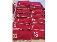 Men's Adidas Football kit