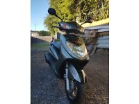 Yamaha NXC 125 Cygnus scooter in fantastic condition learner legal