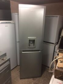 **BEKO**FRIDGE FREEZER**FROST FREE**SILVER**ENERGY RATING A**COLLECTION\DELIVERY**NO OFFERS**