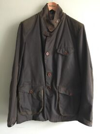 Barbour Dept B Commander Jacket Olive L