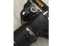 Nikon D3100 Digital SLR Camera 18-55mm VR Lens Kit (14.2MP) 3 inch LCD