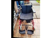 Enigma Electric Wheelchair