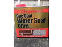 New unopened Thompson water seal