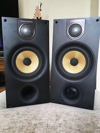 Bowers & Wilkins 686 s2 speakers