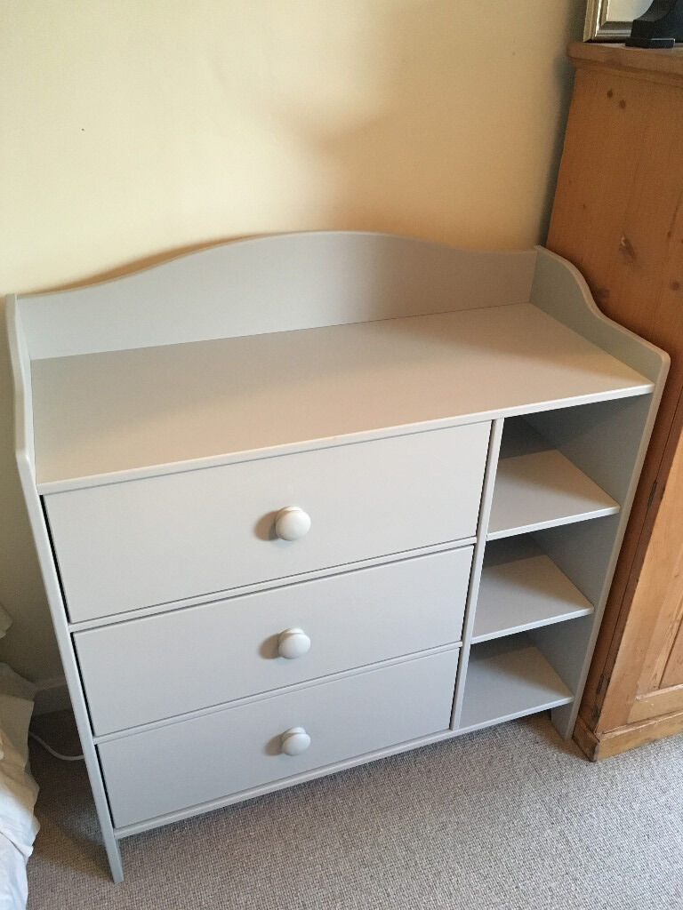 ikea chest of drawers trogen light grey in kilbarchan renfrewshire gumtree. Black Bedroom Furniture Sets. Home Design Ideas