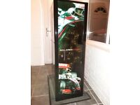 Snap On limited edition Lewis Hamiltion side cabinet