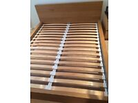 Kingsize bed frame £70