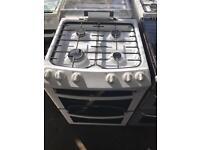 White gas cooker 60cm zannusi