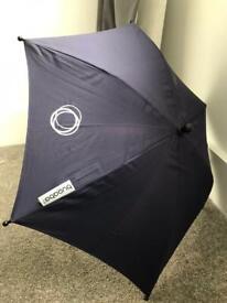 Bugaboo pram umbrella in navy