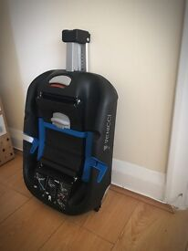 Buggy 3 in 1 with isofix