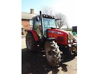 massey ferguson tractor 5460