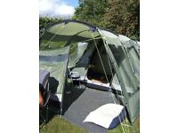 Outwell Montana 4 tent for sale very good condition
