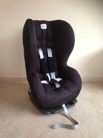 Britax Prince BX Black Car Seat - Excellent condition
