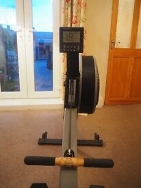 Concept 2 model C rowing machine with PM2 monitor (see photos!)