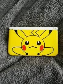 Pokemon Edition 3DS Console