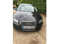 Audi A3 Tdi engine light on lots of service history and receipts and 2 keys