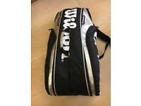 Wilson Nine Rackets Tour Tennis bag