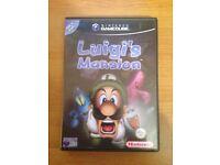 Luigi's Mansion (for Nintendo GameCube)