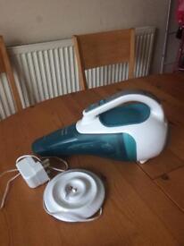 Cordless wet & dry vacuum cleaner