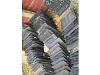 Roofing tiles weathered, Marley modern grey roof tiles