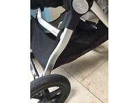 Baby jogger city select basket