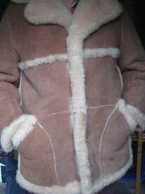 Moorlands Sheepskin Jacket