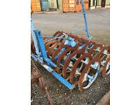 Lemken 76 inch furrow press