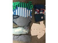 Boys 3-6months clothes