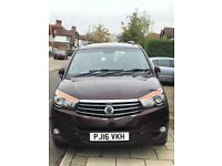 Ssangyong turismo 2.2 2016 13,300miles, 7 seater car