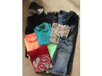 Boys spring summer bundle ages 6 and 7