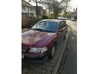 Volvo s40 1998 12 months mot