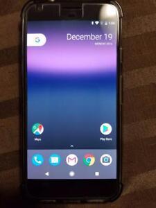 Unlocked Black Google Pixel 32 GB