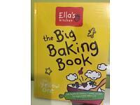 Ella's the big baking book