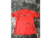 Red Juventus training top