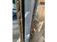 6ftx 5ft fence posts