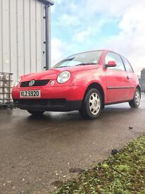 VW Lupo AUTOMATIC only 45000 miles