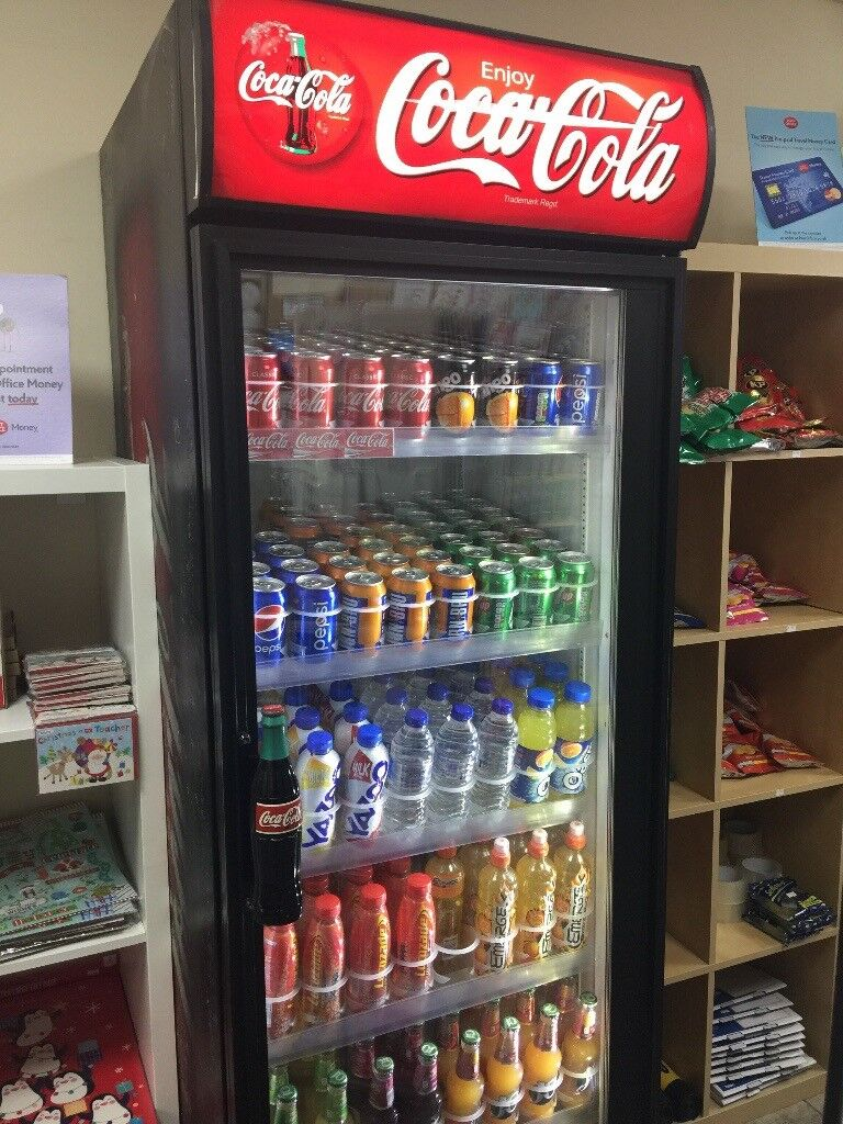 Shop Display Coca Cola Fridge In Aberdeen Gumtree