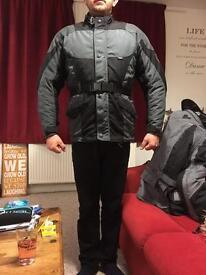 Triumph motorbike jacket Medium