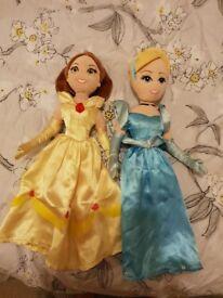 disney belle and cinderella bundle