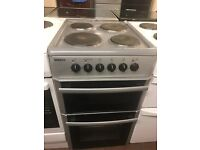 50CM SILVER BEKO ELECTRIC COOKER GRILL/OVEN