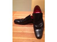 Jeffery West Men's Black 'Cocker' Shoes (UK9.5) (hardly worn) JUST REDUCED