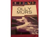 Olly Murs Piano Book