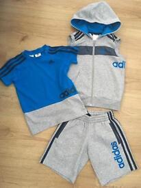 Full Kids Adidas Suit