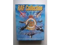 RAF Collection for Microsoft Flight Simulator P.C Windows 95 -98
