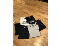 Youth branded clothing bundle Age 14