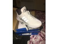 Adidas Climacool 02/17 - White/Carbon - Size 10 - Worn Once
