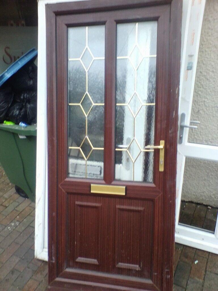 Upvc doors used