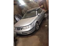 1998-2007 SAAB 9-5 95 2.3 AERO SALOON AND ESTATE BREAKING FOR SPARE PARTS ALL PARTS AVAILABLE